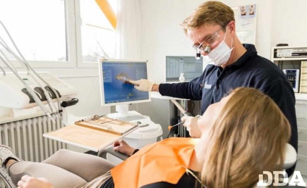 Beratung Zahnarzt